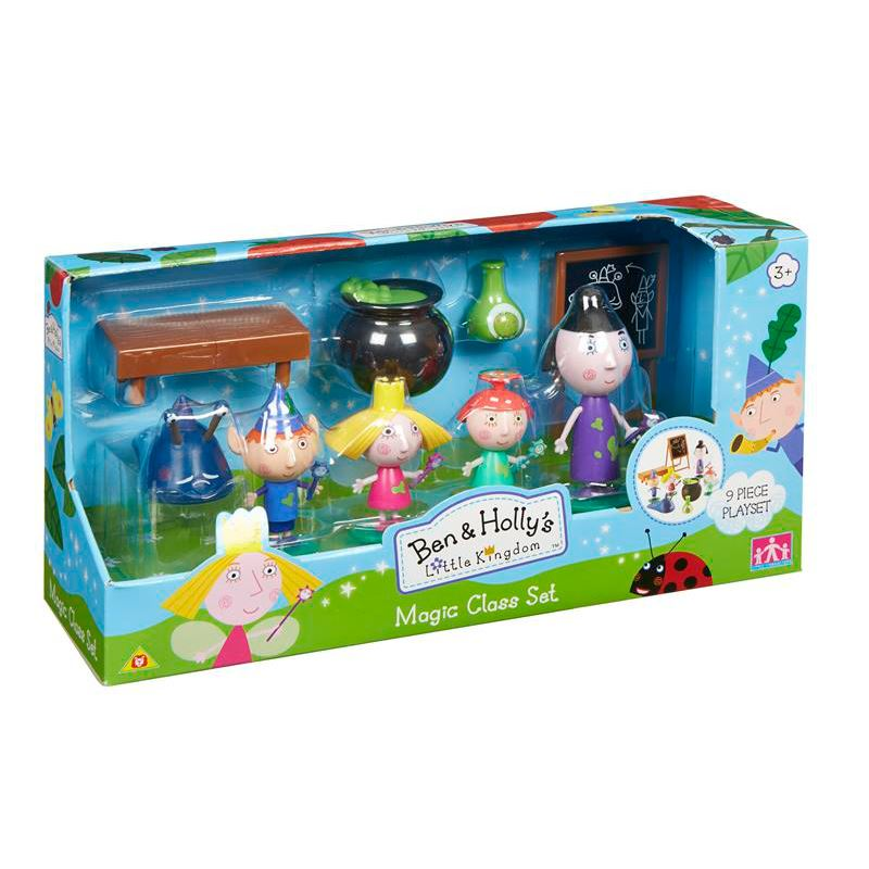 Picture of Ben & Holly Magic Class Playset