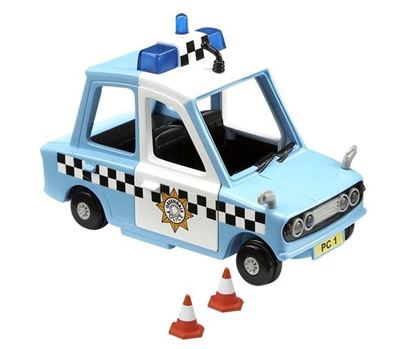 Postman Pat Vehicle and Accessory Set - Police Car