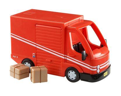Postman Pat SDS Vehicle And Accessory Set - SDS Van