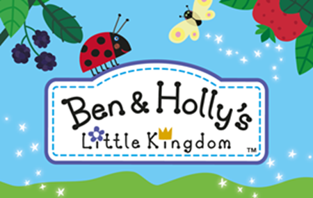 Picture for category Ben & Holly's Little Kingdom