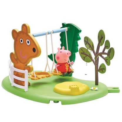 Picture of Peppa Pig Outdoor Fun Play Set - Swing