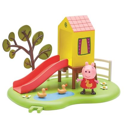 Picture of Peppa Pig Outdoor Fun Play Set - Slide