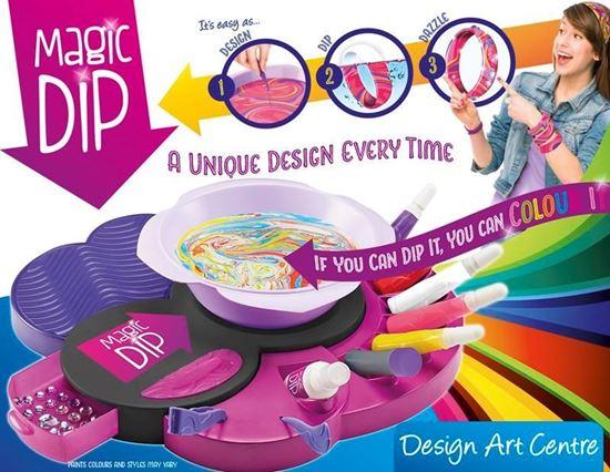 32020 Magic Dip Design Art Centre FPS