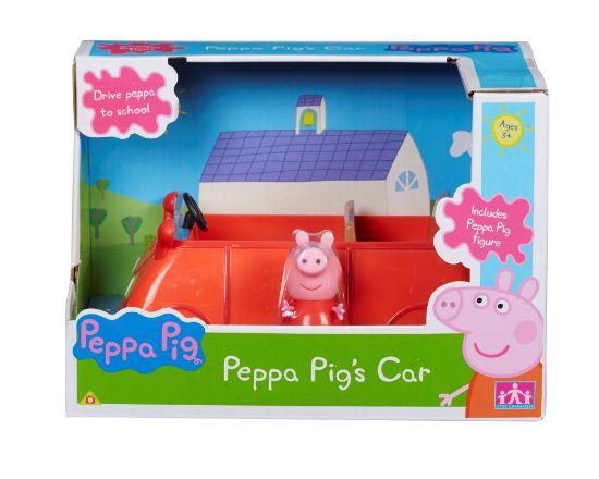 06495 PEPPA VEHICLE ASSORTMENT Car FBS