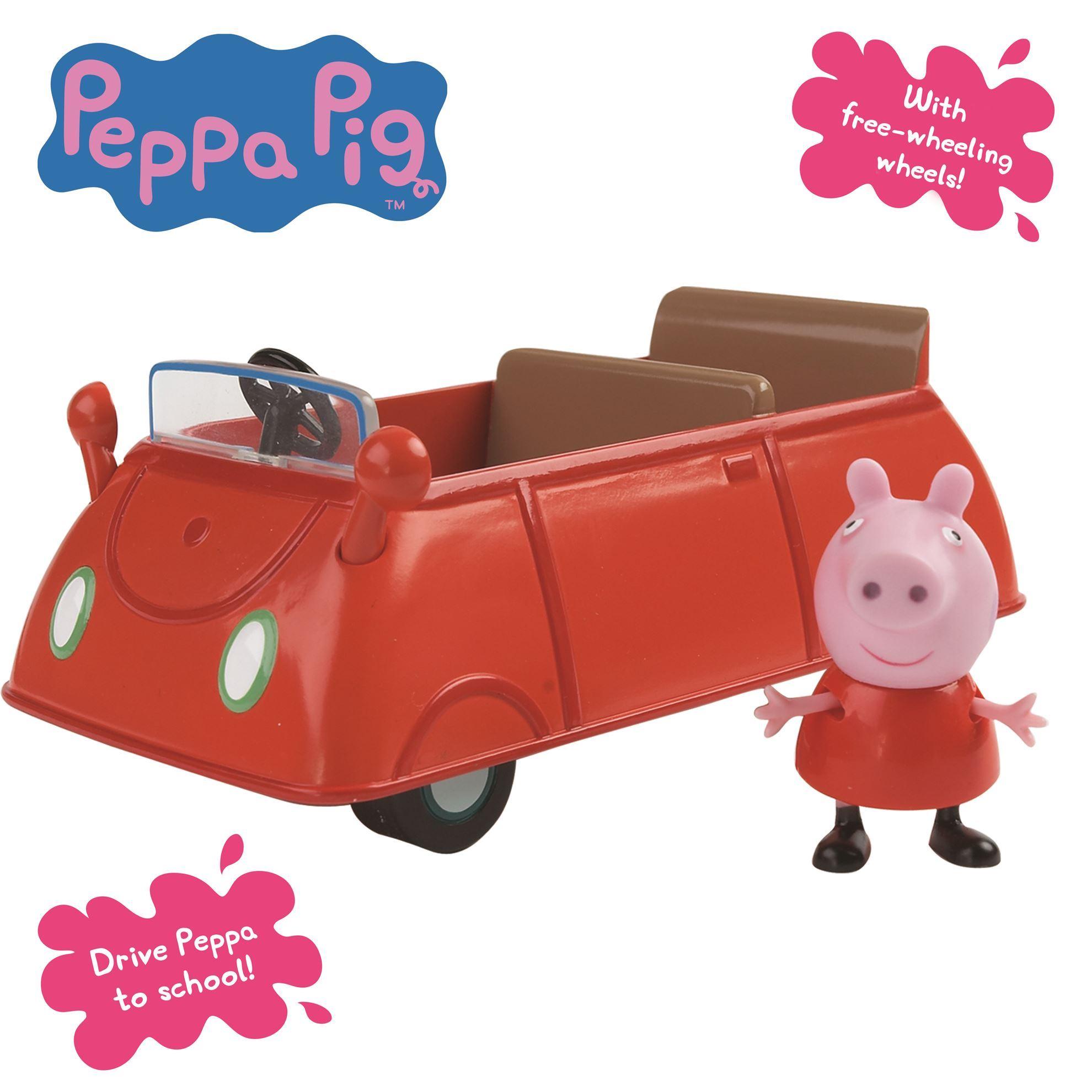 06495 PEPPA VEHICLE ASSORTMENT Car FPS
