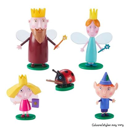 06498 COLLECTABLE 5 FIGURE PACK CPS