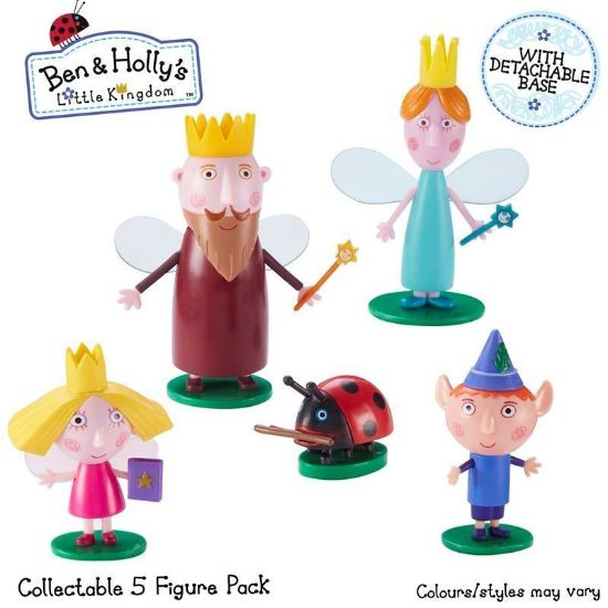 06498 COLLECTABLE 5 FIGURE PACK FPS