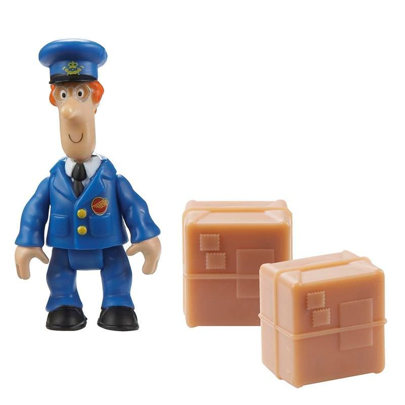 06535 Figure And Accessory Pack In Tray Pat And Parcels CPS