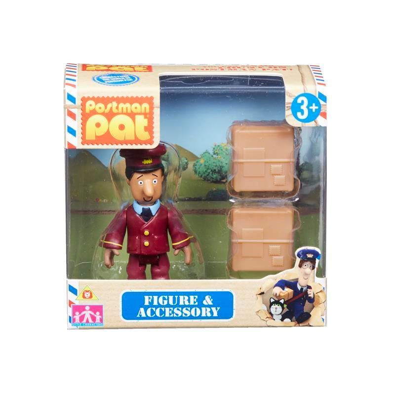 06535 Figure And Accessory Pack Ajay FBS