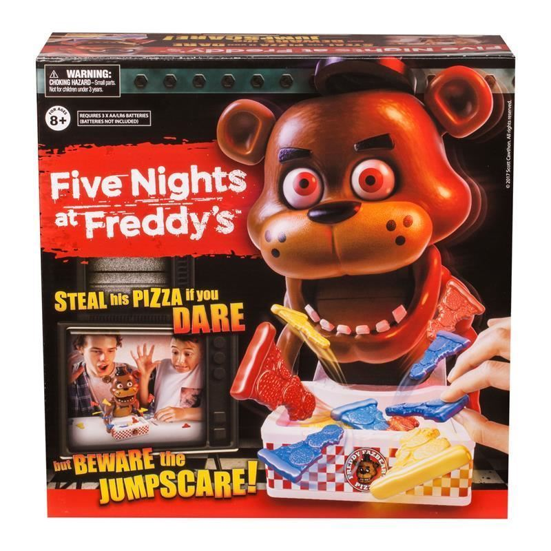 25240 FIVE NIGHTS AT FREDDYS JUMPSCARE GAME FBS