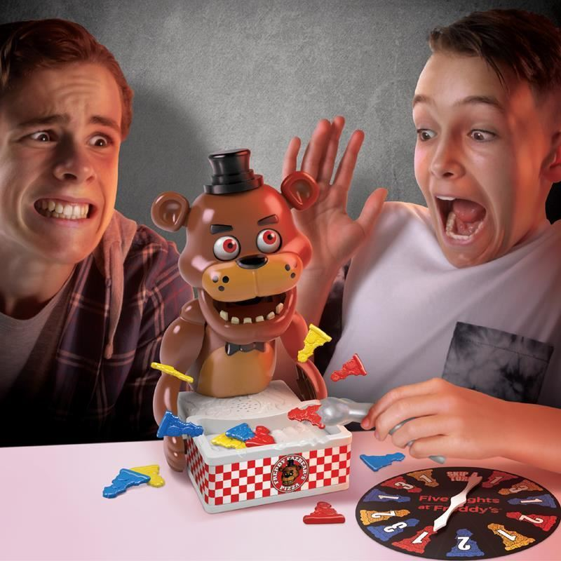 25240 FIVE NIGHTS AT FREDDYS JUMPSCARE GAME LSS