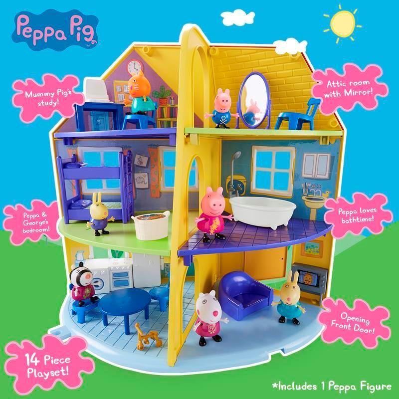 06384 PEPPAS FAMILY HOME FPS