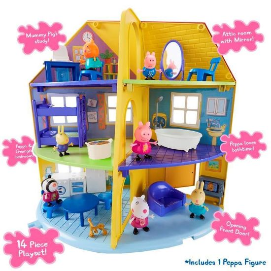06384 PEPPAS FAMILY HOME FPS2