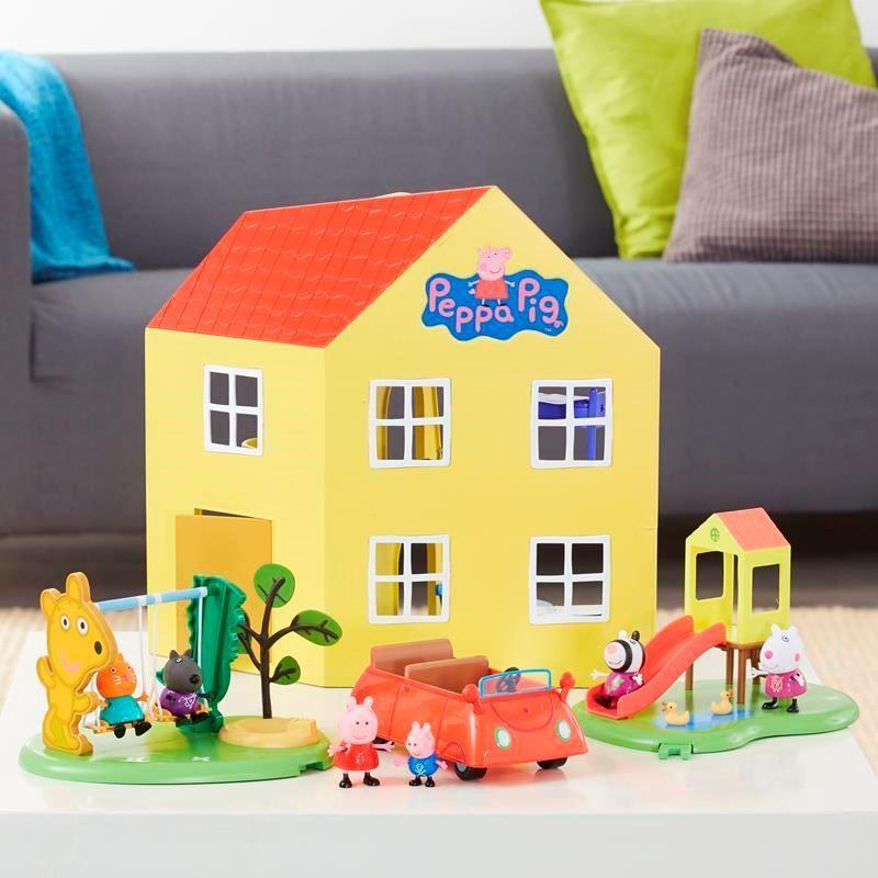 06384 PEPPAS FAMILY HOME Vista