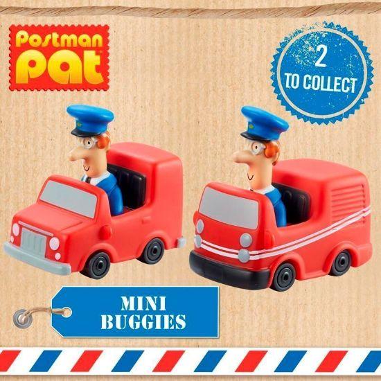 06534 Postman Pat Mini Buggies FPS