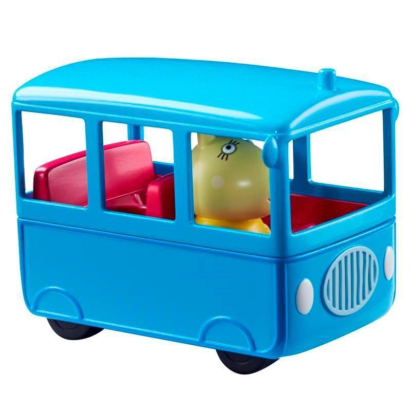 06495 PEPPA PIGS VEHICLES (5 ASST) Bus CPS3