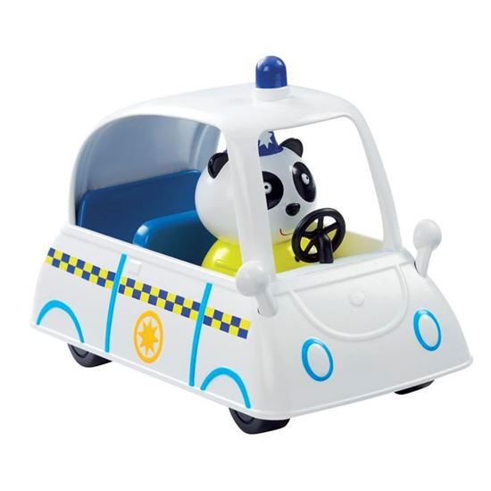 06676 Peppa Pigs Police Car CPS