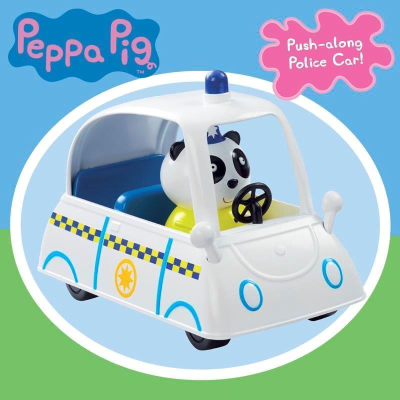 06676 Peppa Pigs Police Car FPS