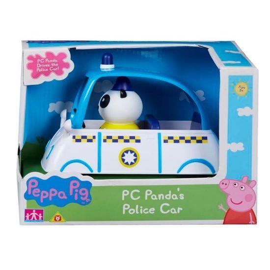 06676 Peppa Pigs Police Car FBS