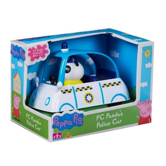 06676 Peppa Pigs Police Car ABS2