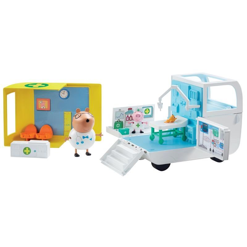06722 Peppa Pig Mobile Medical Centre CPS