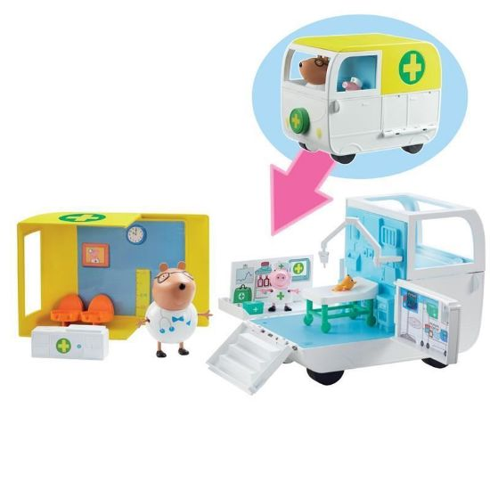 06722 Peppa Pig Mobile Medical Centre IS