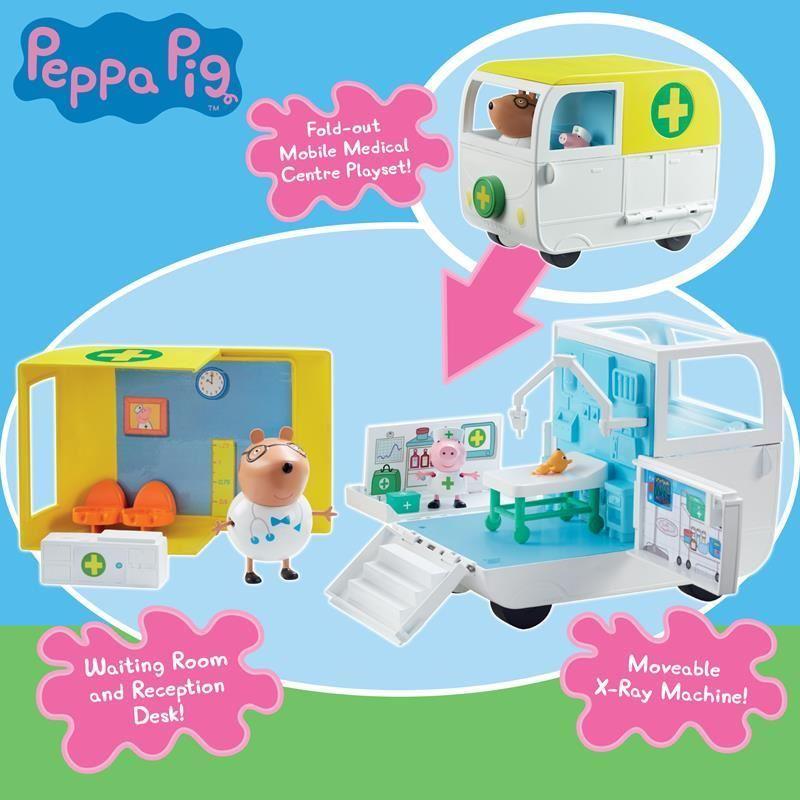 06722 Peppa Pig Mobile Medical Centre FPS