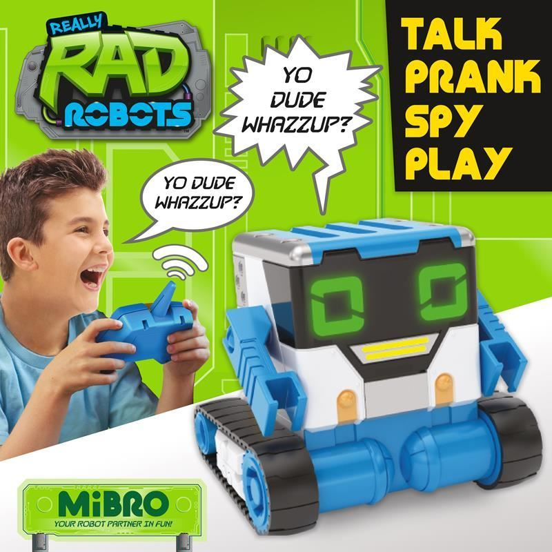 Picture of Really R.A.D Robots - Mibro
