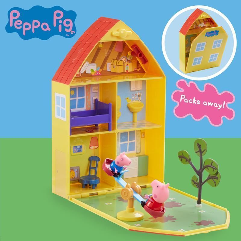06156 PEPPAS HOME AND GARDEN PLAYSET FPS