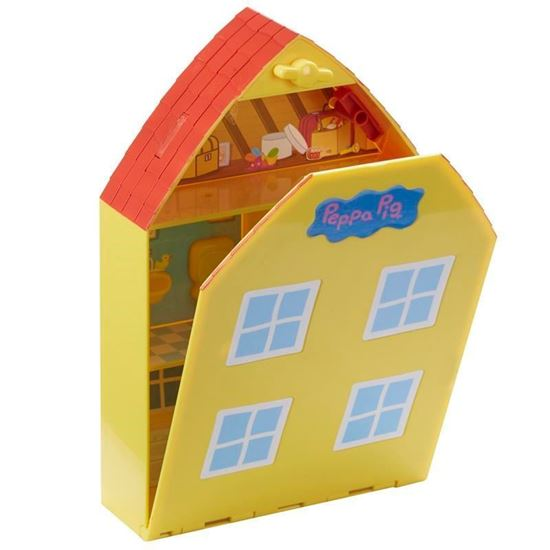 06156 PEPPAS HOME AND GARDEN PLAYSET CPS2