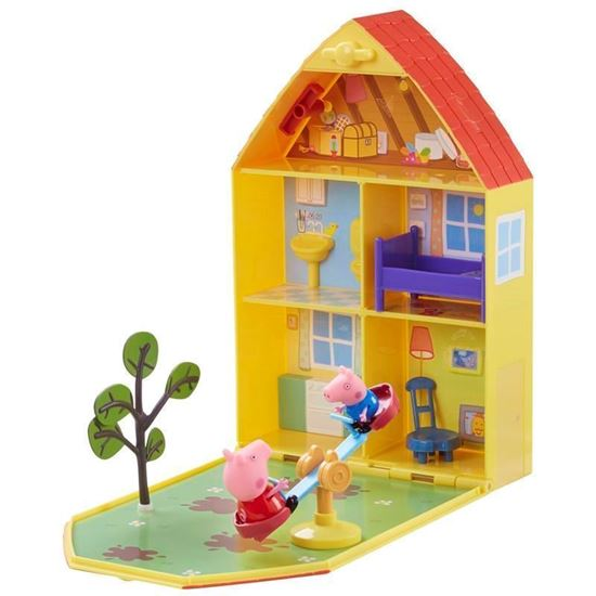 06156 PEPPAS HOME AND GARDEN PLAYSET CPS