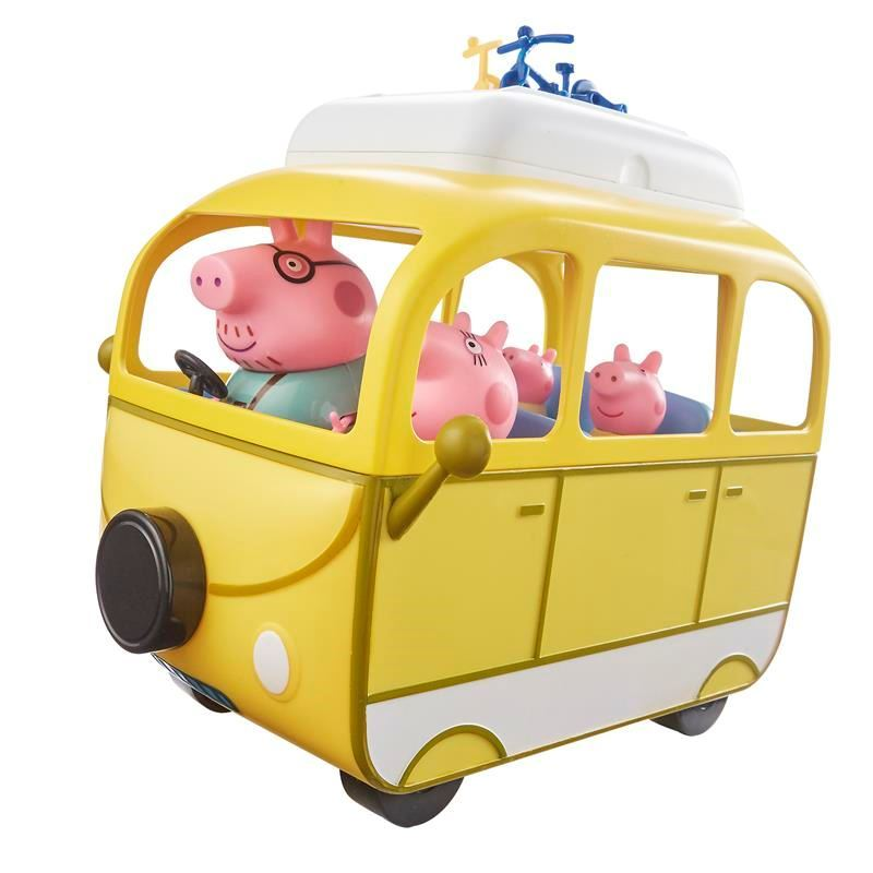 Picture of Peppa Pig Camping Trip Playset
