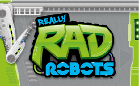 Picture for category Really R.A.D. Robots