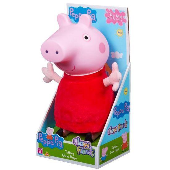 06934 PEPPA PIG GLOW FRIENDS TALKING GLOW PEPPA ABS