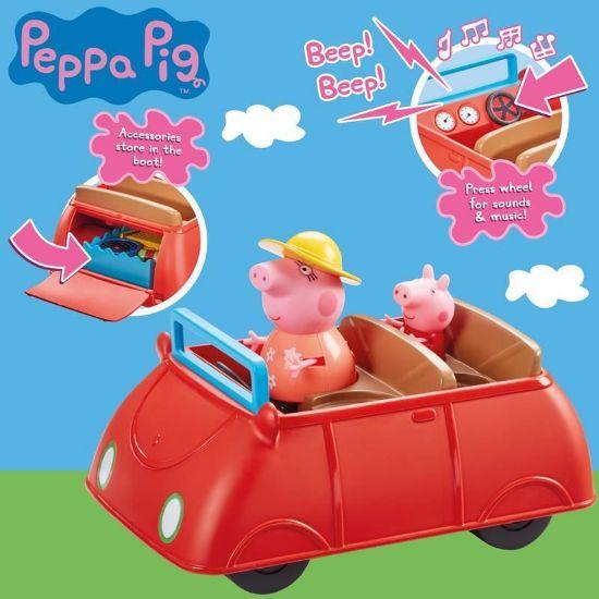 06921 PEPPAS BIG RED CAR FPS (Copy)