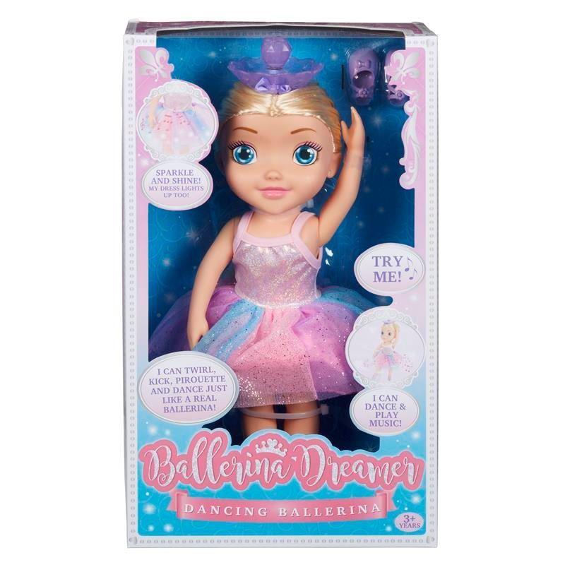 HUN7229 Ballerina Dreamer Dancing Ballerina FBS (Copy)