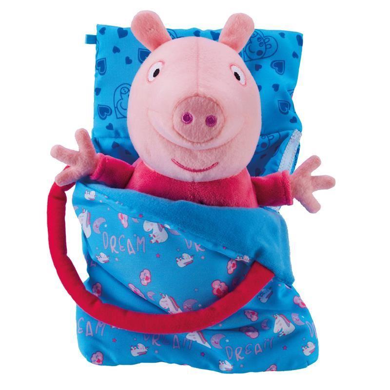 06926 Peppa Pig Sleepover Peppa CPS (Copy)