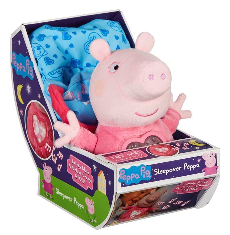 06926 Peppa Pig Sleepover Peppa ABS2 (Copy)