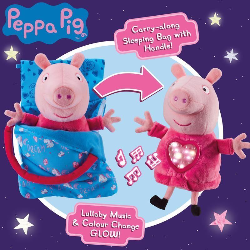 06926 Peppa Pig Sleepover Peppa FPS (Copy)