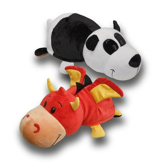 20888 Flipazoo 8 Inch Soft Toy (4 Asst) CPS7 (Copy)