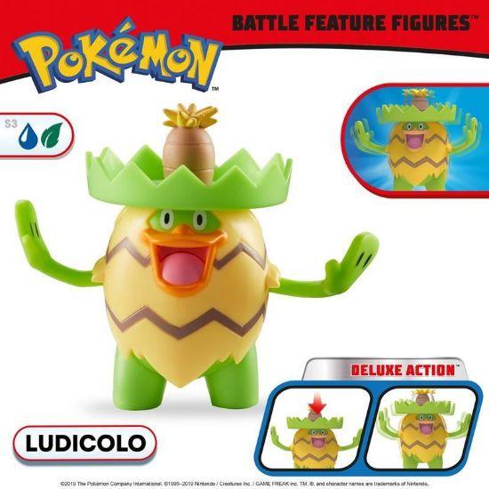 95135_3 4.5 Inch Battle Feature Figure (3 Asst) Ludicolo FPS (Copy)