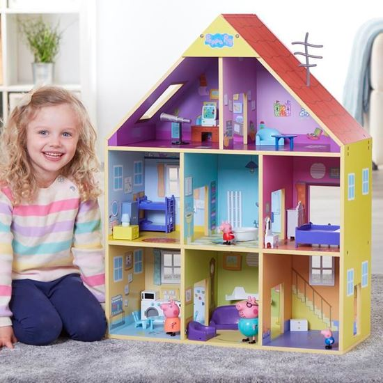 07004 Peppas Wooden Playhouse LSS2 (Copy)