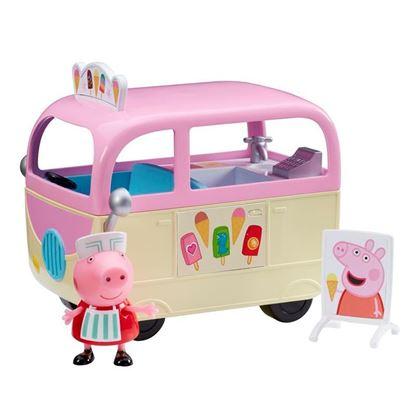 06495 Peppa Pig Vehicle Assortment Ice Cream Van CPS3 (Copy)