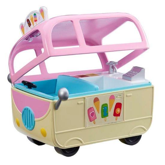 06495 Peppa Pig Vehicle Assortment Ice Cream Van CPS (Copy)