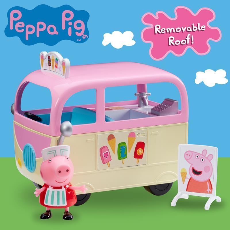 06495 Peppa Pig Vehicle Assortment Ice Cream Van FPS (Copy)