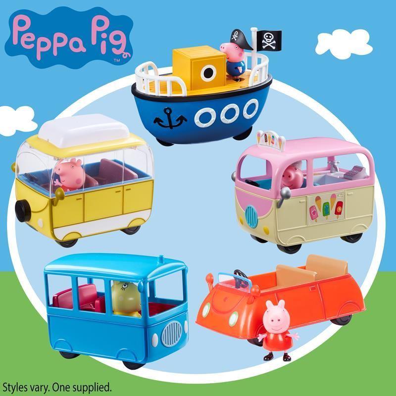 06495 Peppa Pig Vehicle Assortment FPS (Copy)