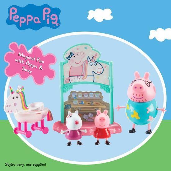 07170 PEPPA PIG THEME PLAYSETS Peppas Magical Unicorn Set FPS (Copy)