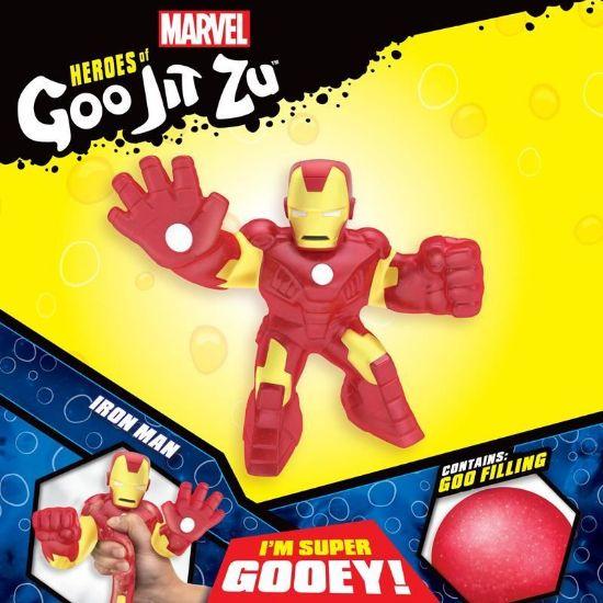 41038 HEROES OF GOO JIT ZU MARVEL SUPERHEROES IRON MAN FPS (Copy)