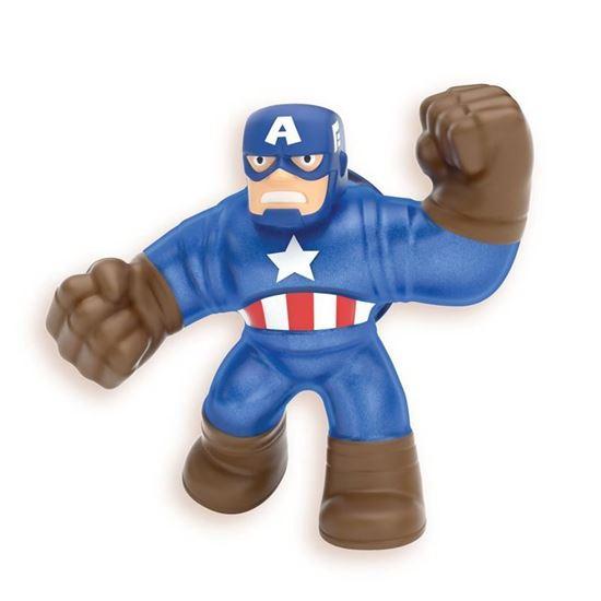 41038 HEROES OF GOO JIT ZU MARVEL SUPERHEROES CAPTAIN AMERICA CPS (Copy)
