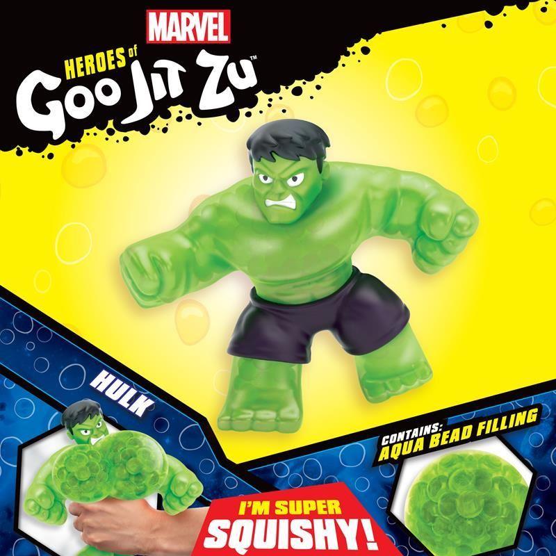 41038 HEROES OF GOO JIT ZU MARVEL SUPERHEROES HULK FPS (Copy)